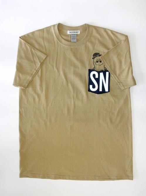 soccer junky/サッカージャンキー ポケット付きTシャツ