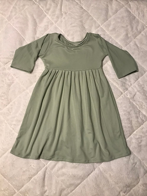 Baby Ruffle Dresses - 10 Count