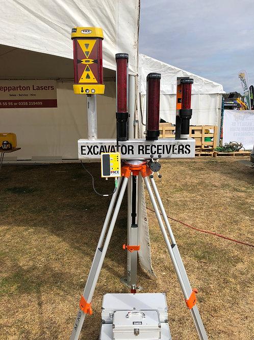 R.45 series laser receivers