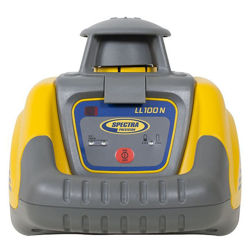 LL100N LASER LEVEL W/HR320 REC, C59 CLAMP & CASE