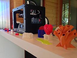 animation imprimante 3D, animation impression 3D