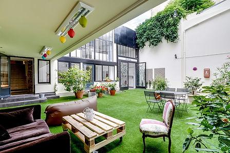 lieu idéal pour evenement 50 personnes à Paris