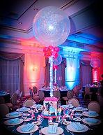 decoration ballons mariage