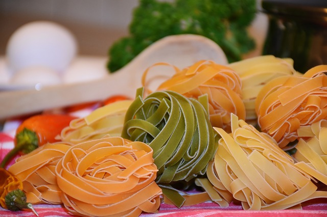 Traiteur : Pasta italiennes