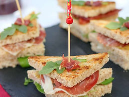 traiteur club sandwich, animation club sandwich