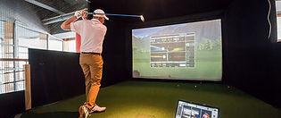 simulateur 3D sportif, simulateur 3D golf, simulateur 3D football