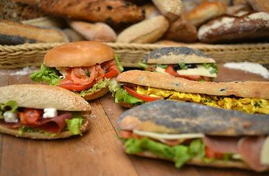 traiteur sandwichs pour réunion professionnelle Paris