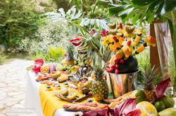 Traiteurs buffet de fruits