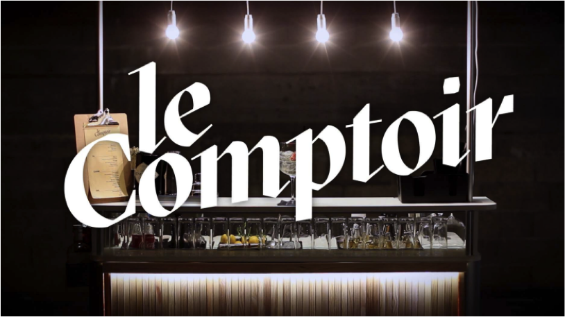 Animation - Le Comptoir