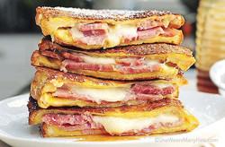 Traiteur Sandwich Monte Cristo