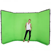 studio photo fond vert, animation studio photo fond vert