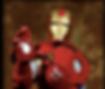 animation cosplay iron man