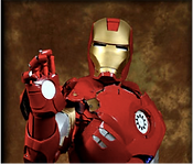 animation cosplay iron man