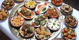 traiteur libanais buffet paris