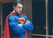 animation cosplay superman
