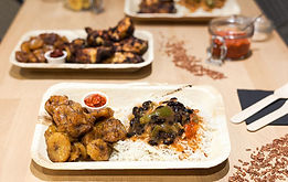 food truck cuisine afro