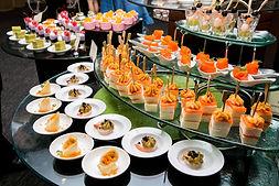 cocktail dinatoire végétarien paris