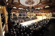 une salle à Paris pour un défilé