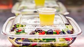 Food truck salades