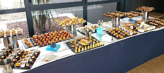 traiteur buffet entreprise à Paris