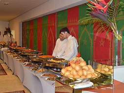 traiteur événementiel marocain buffet paris