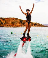 animation activité nautique flyboard, animation activité nautique, flyboard