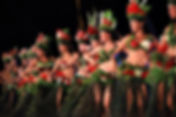 animation danseuses tahitiennes