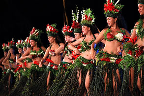 animation danseuses tahitiennes