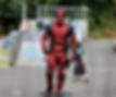 animation cosplay deadpool