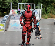 animation cosplay deadpool