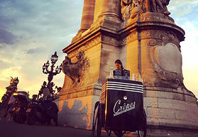 triporteur a crepes paris