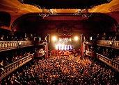 une salle à Paris pour un concert