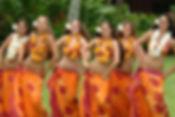 animation danseuses polynésiennes