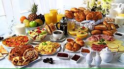traiteur buffet petit dejeuner paris