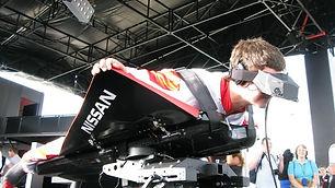 simulateur skydiving réalité virtuelle, simulateur wingsuit