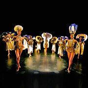 Danseuses Revue Parisienne