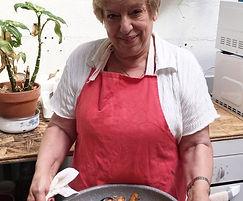 Mamie Andrée, cuisine italienne