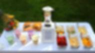 animation bar a smoothies, animation bar a fruits, animation bar vitaminé, animation evenement fruité
