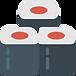 icone sushi