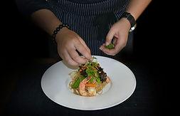chef à domicile cuisine asiatique