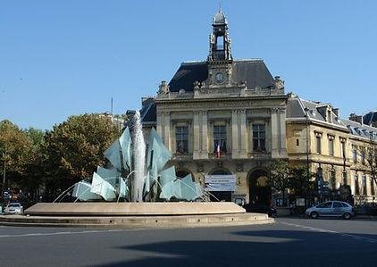 location salle 20ème arrondissement paris