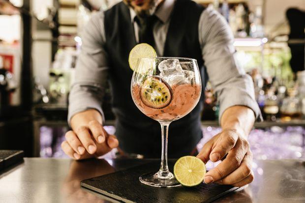 Barman à domicile Paris
