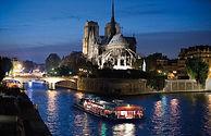 Louer une péniche avec croisière à Paris