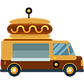 icone food truck