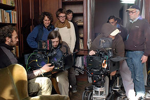 team building au coeur d'un tournage, animation au coeur d'un tournage