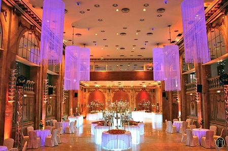 cocktail entreprise salon parisien, mariage salon parisien
