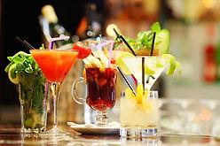 food truck cocktails et boissons