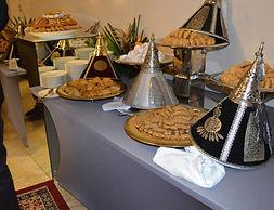 cocktail dinatoire cuisine marocaine paris