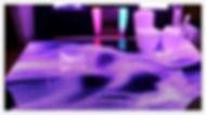 location piste de danse lumineuse