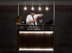 Animation Bar à cocktails mobile